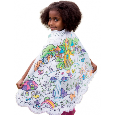 Great Pretenders, Color-a-Cape Forest Fairy Cape
