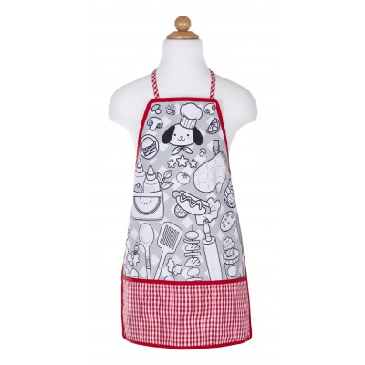 Great Pretenders-Colour An Apron Chef